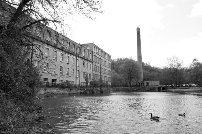 Pleasley Vale Mills