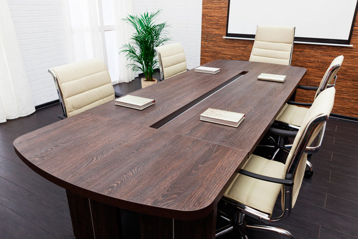 Bespoke Boardroom TableMeeting Room Furniture   Sylvan. Meeting Room Table And Chairs Uk. Home Design Ideas