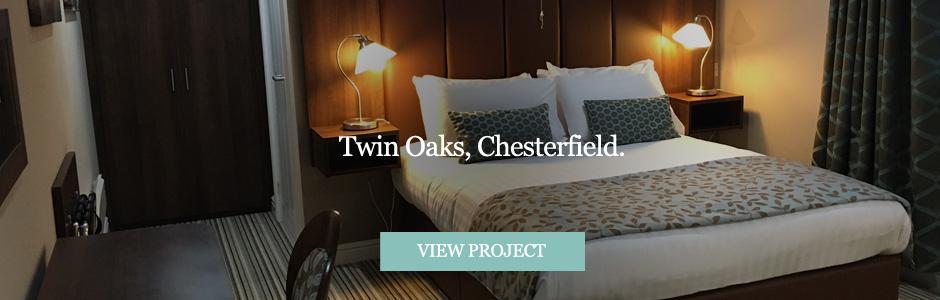 Twin Oaks, Chesterfield